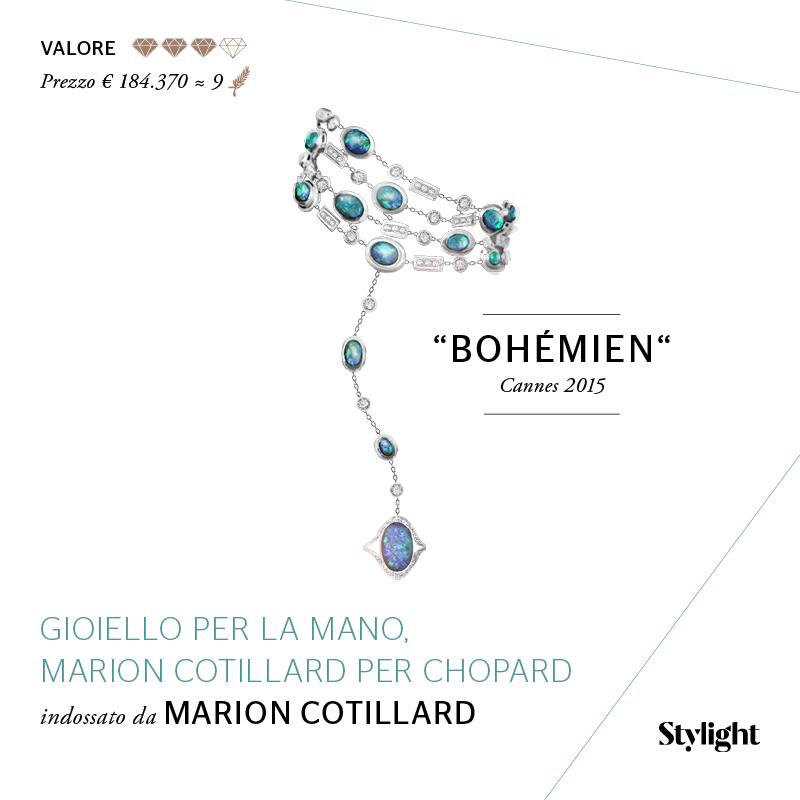 1. Gioielli di Cannes - Marion Cotillard (Stylight)