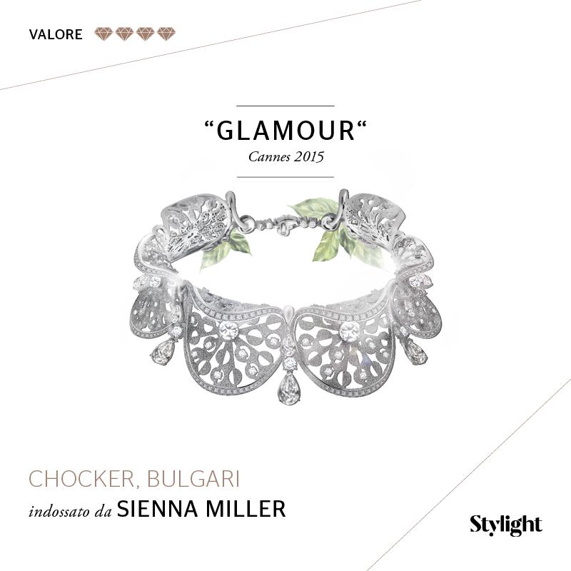 2. Gioielli di Cannes - Sienna Miller (Stylight)