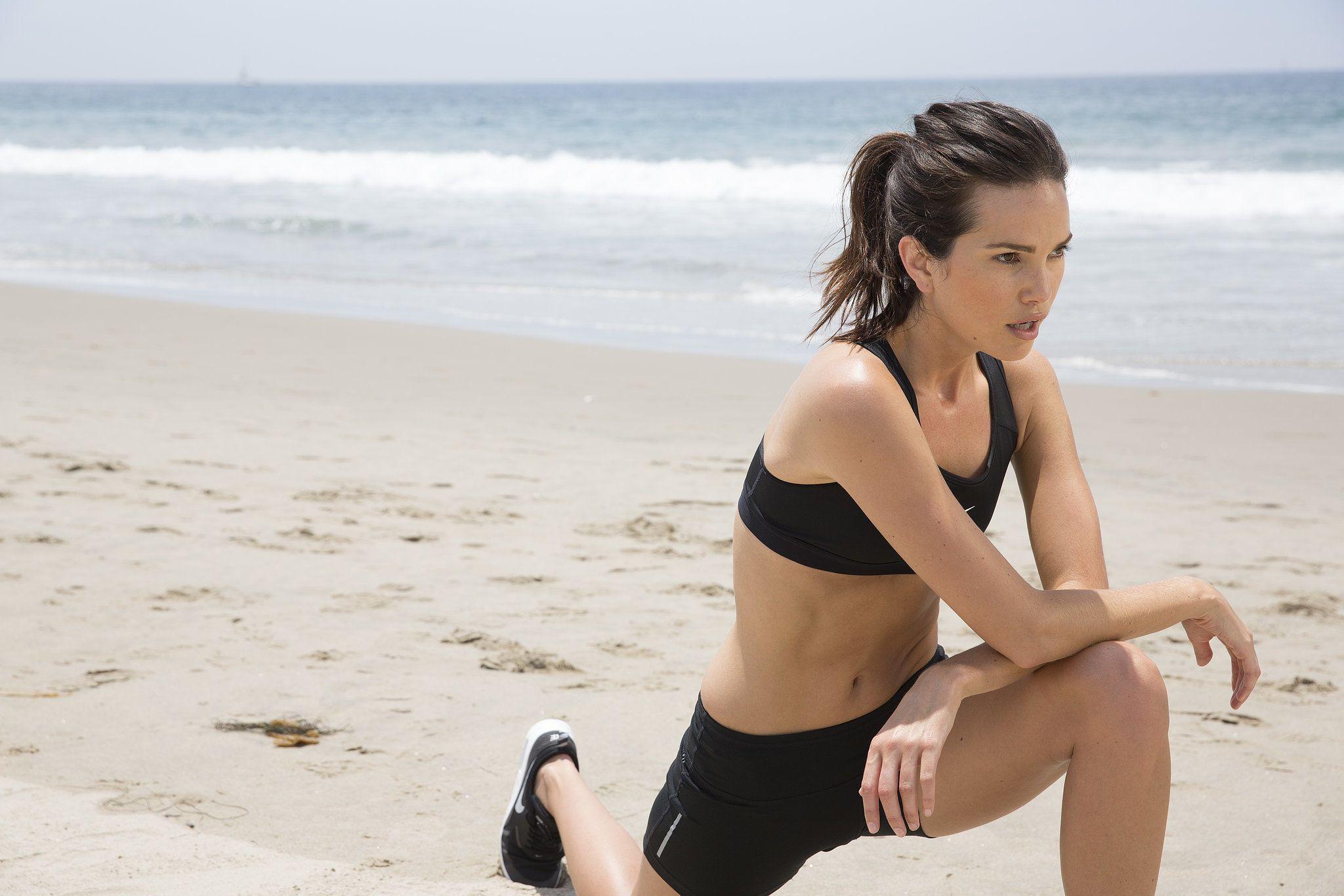 Come allenarsi in spiaggia