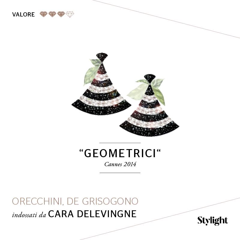 4. Gioielli di Cannes - Cara Delevingne (Stylight)