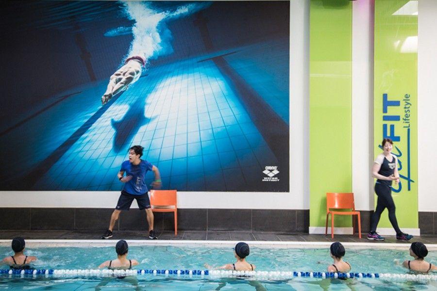 I costumi da piscina che modellano il corpo bigodino - Costumi da piscina ...