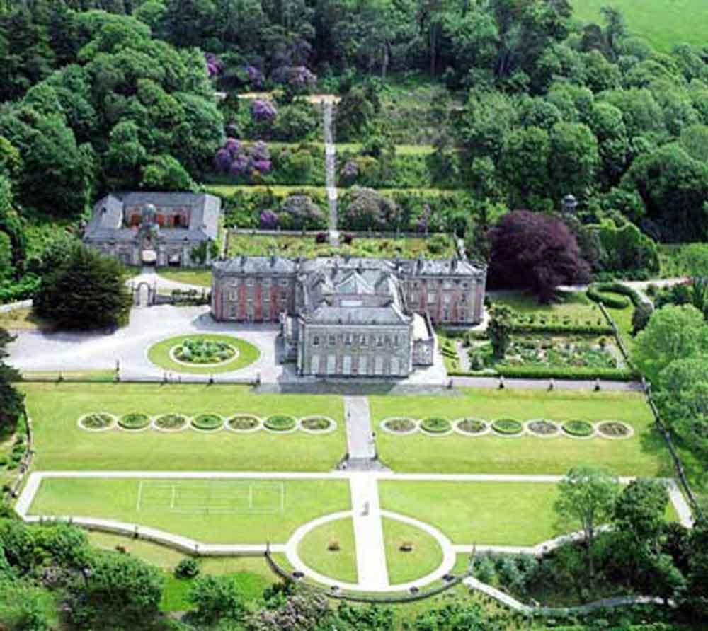 Bantry House Garden County Cork