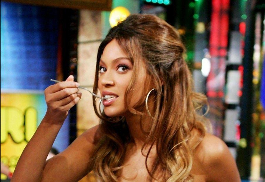 Beyonce e la dieta
