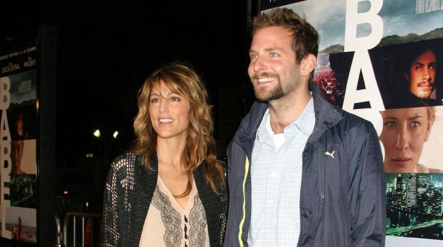 Bradley Cooper & Jennifer Esposito