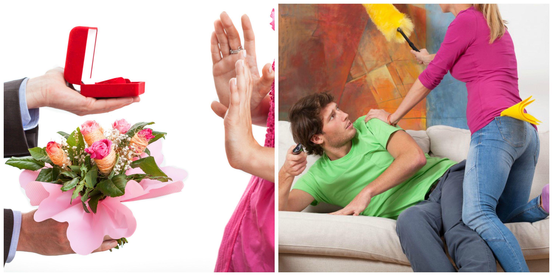 I trucchi per convincere una donna a fare ciò che vuoi