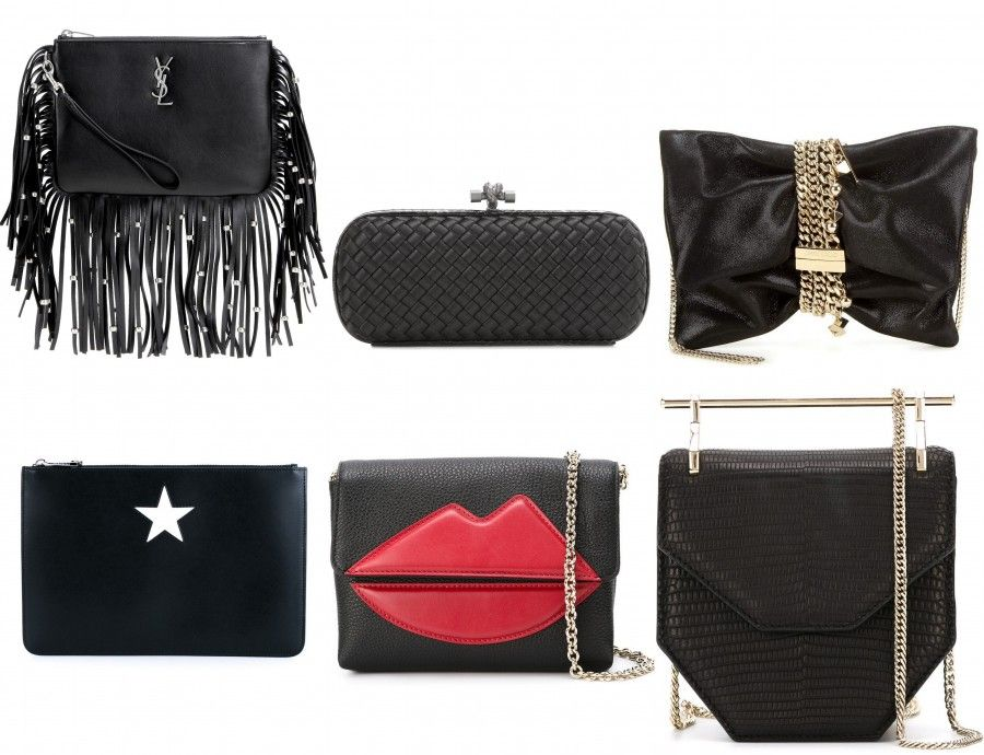 Mini bag di YSL, Bottega Veneta, Jimmy Choo, Givenchy, Sara Battaglia e M2malletier