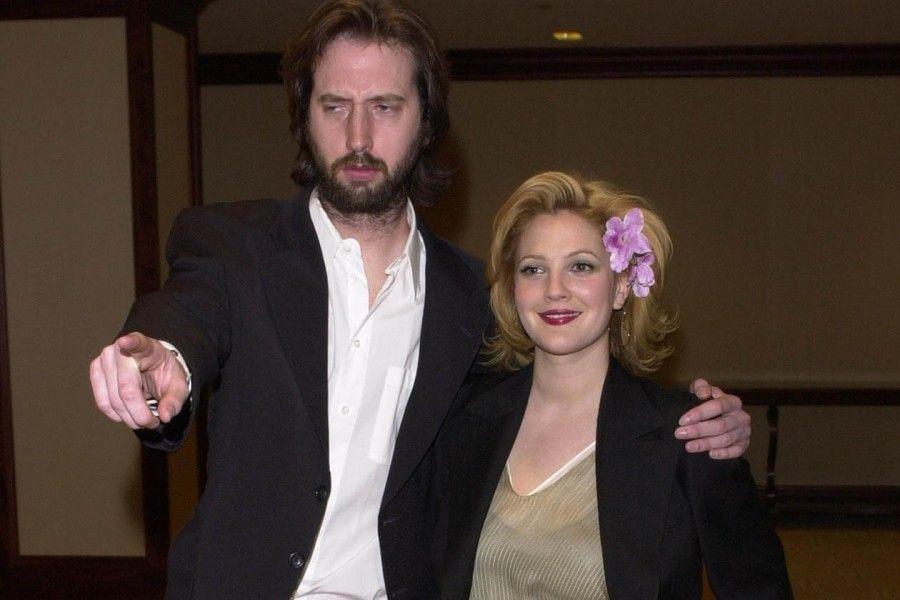 Drew Barrymore e Tom Green
