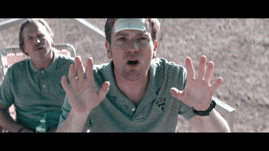 Ewan McGregor in L'uomo che fissa le capre