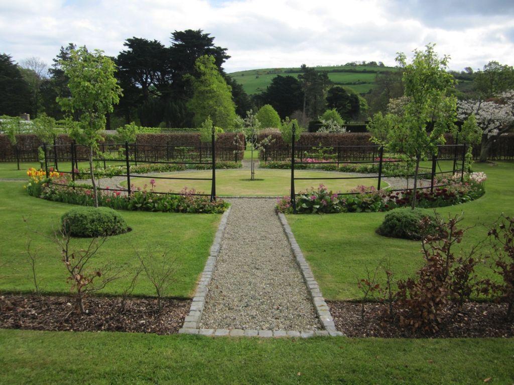 Glenarm Castle Walled Garden