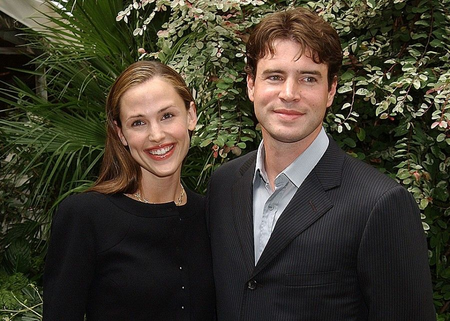 Jennifer Garner e Scott Foley