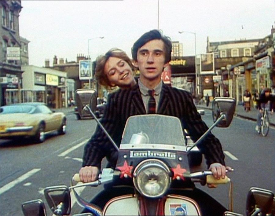 La vespa in Quadrophenia