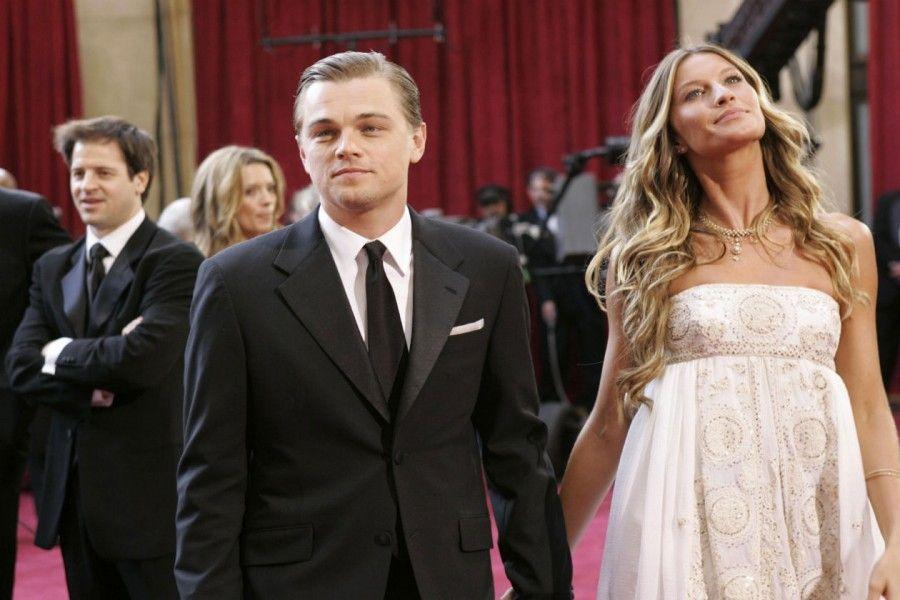 Leonardo DiCaprio e Gisele Bündchen