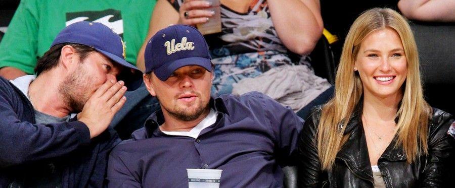 Leonardo DiCaprio e Bar Refaeli