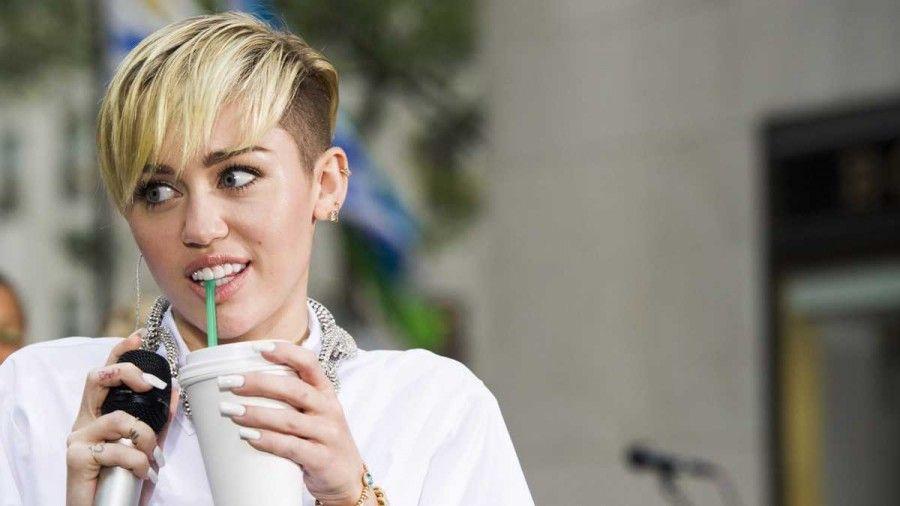 Miley Cyrus e la dieta