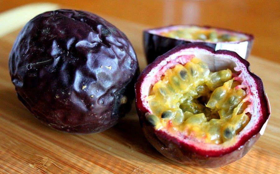Passion-fruits