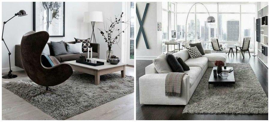 Tappeto Per Divano Bianco : Come scegliere il tappeto giusto per le camere della tua