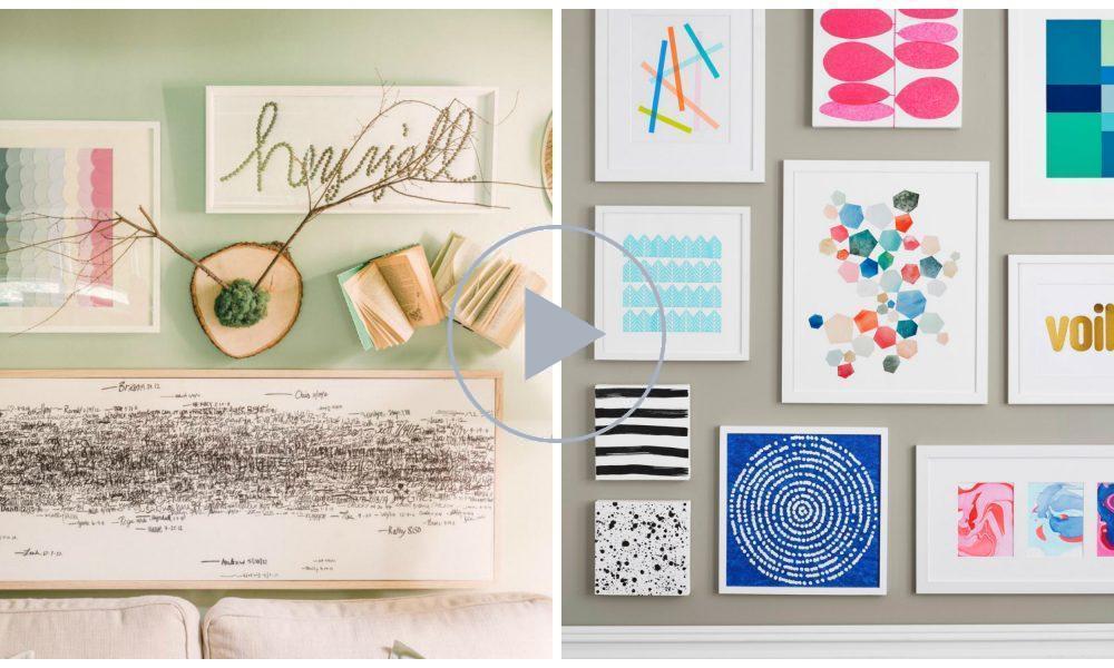 4 idee per realizzare facilmente quadri decorativi diy - Quadri fonoassorbenti decorativi ...