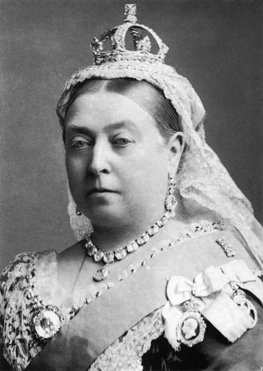 la super reginona Vittoria