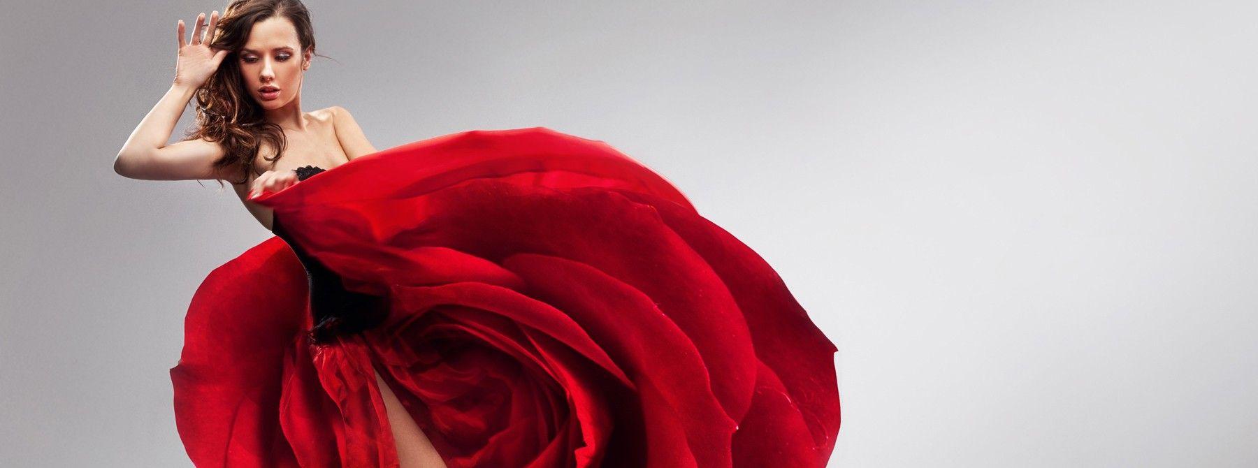 Questo Indossare Total LookBigodino Rosso Per PassioneIdee Colore WE9YHI2Dbe