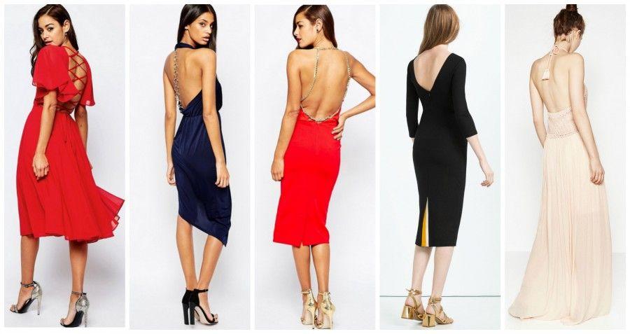 promo code 86991 14f26 A schiena scoperta: maglie e vestiti che lasciano la schiena ...