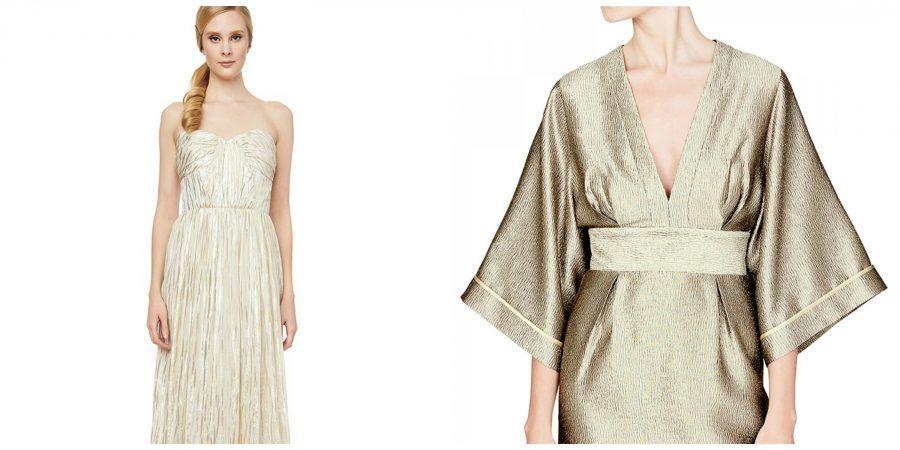 Vestiti Cerimonia Kimono.14 Abiti Da Indossare A Un Matrimonio Serale Bigodino