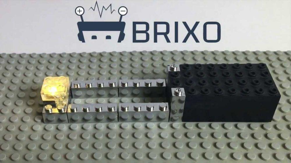 Brixo, i mattoncini Lego che si muovono!
