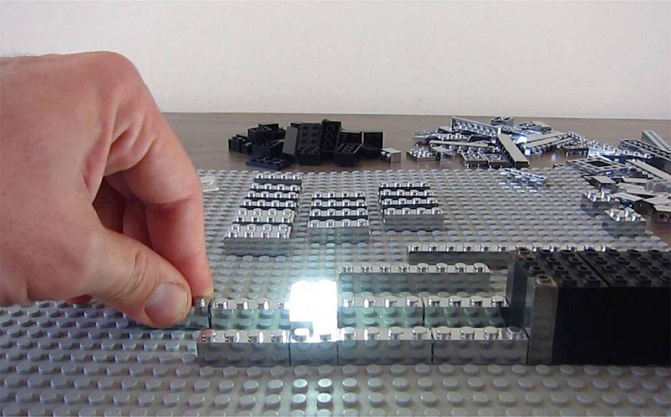 I mattoncini hanno anche dei LED!