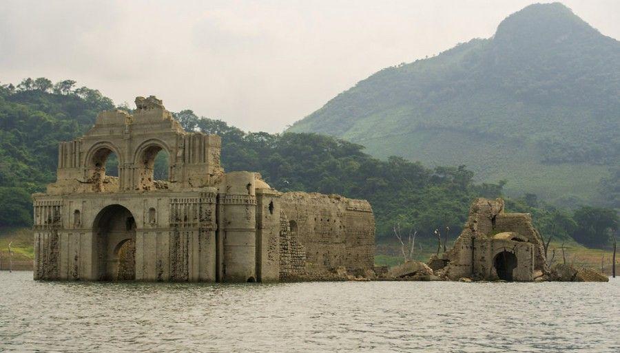 Le citt sommerse per strabilianti viaggi alternativi for Tempio di santiago