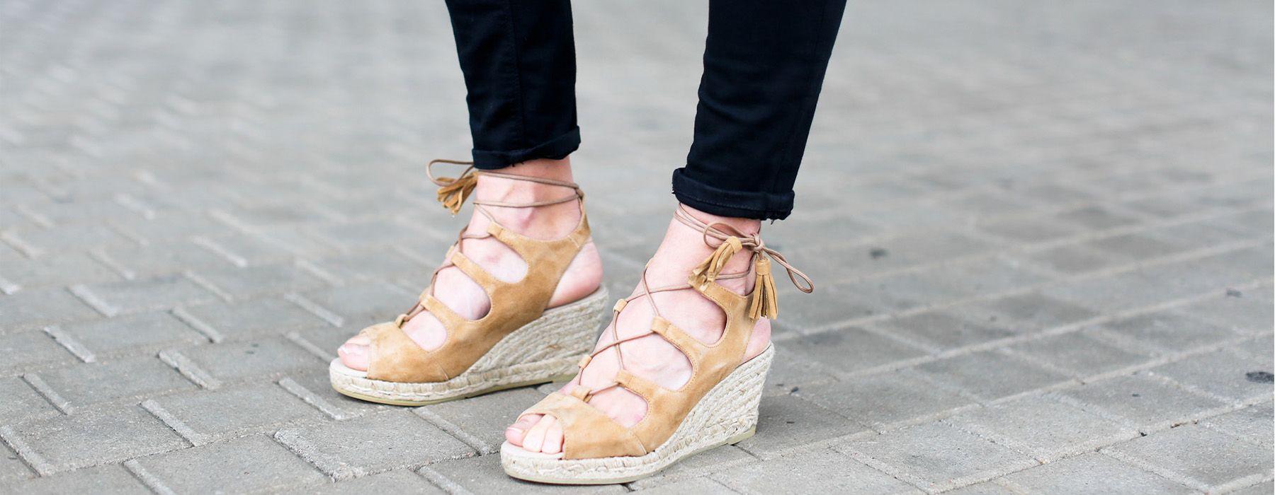 Zeppe: i modelli più trendy dell'estate