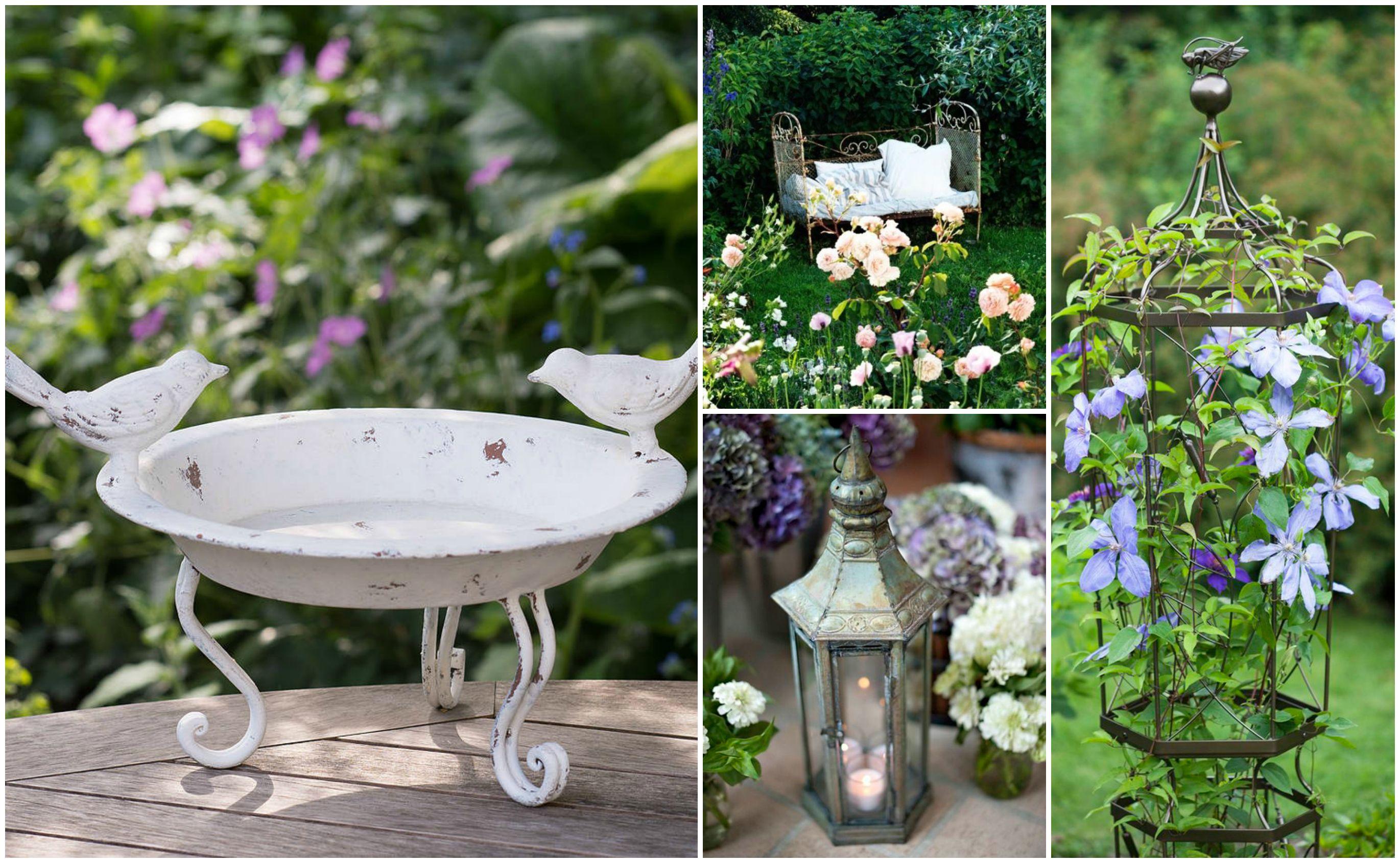Come arredare un giardino in stile provenzale immagine - Arredare un giardino ...
