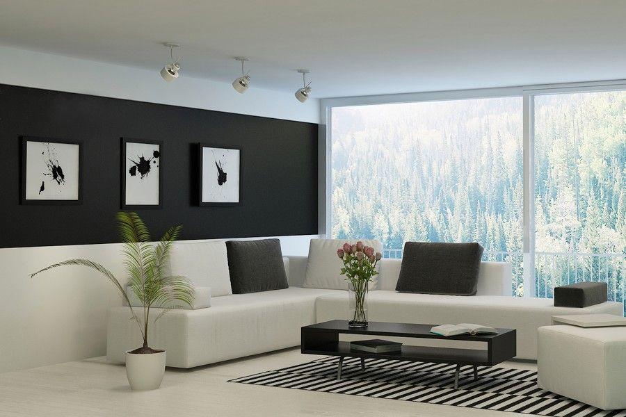 Arredare casa con le pareti nere bigodino for Arredare le pareti