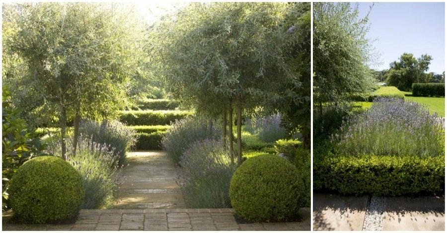 Come arredare un giardino in stile provenzale bigodino - Giardino provenzale ...