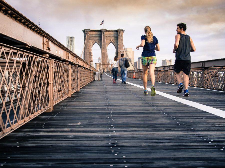 Fare sport: la corsa