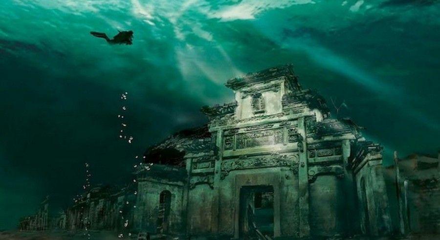 Lion City, Cina