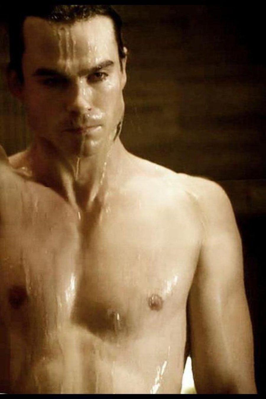 ...il fascino dell'uomo pulito e profumato ha il suo perché...