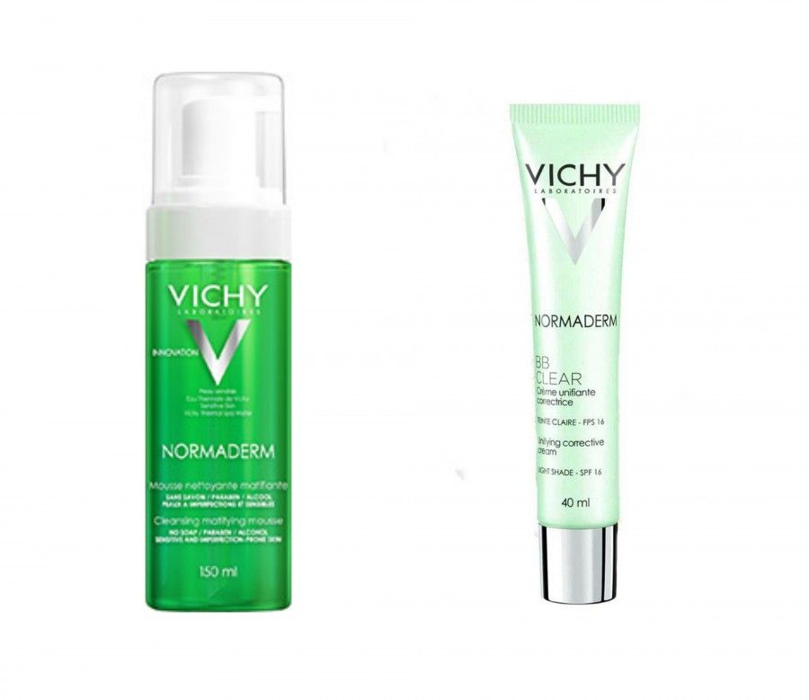 vichy Collage