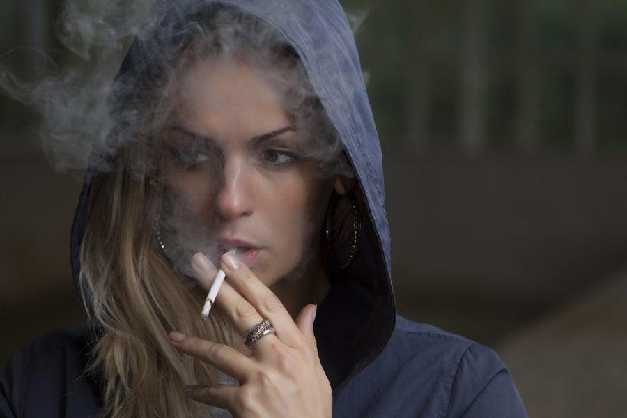 Dite no al fumo