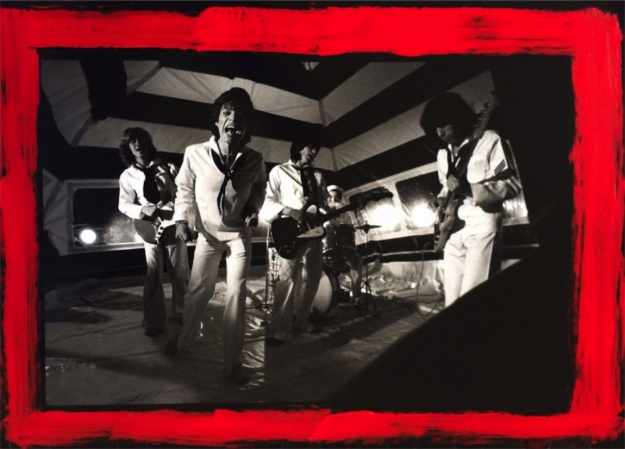 Rolling Stones ©Michael Putland