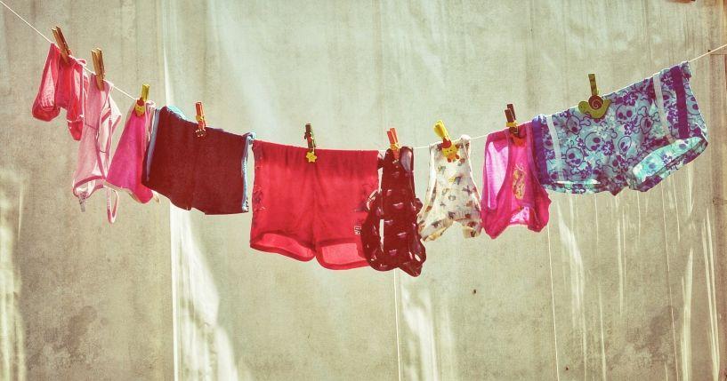 Asciugare il bucato