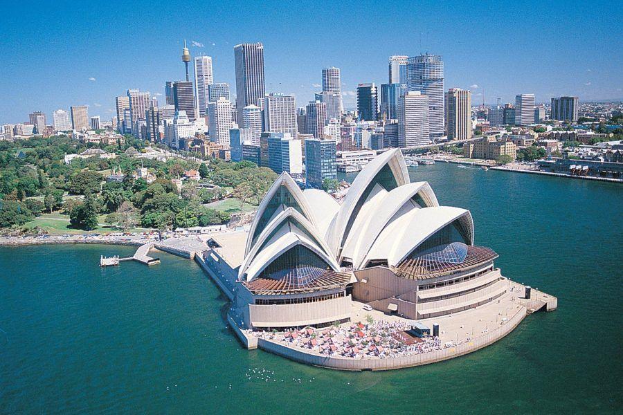Australia città