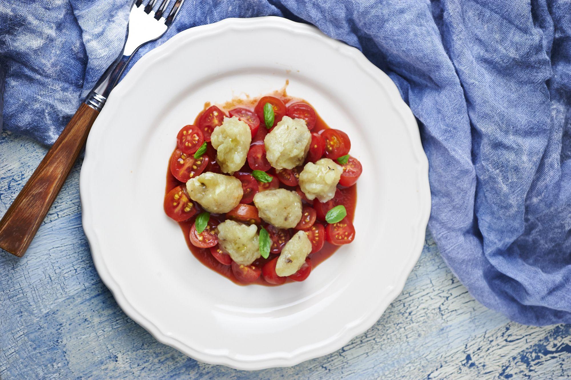 Bigodino Gnocchi di melanzane 4 copia