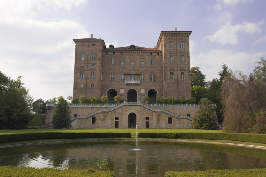 Castello facciata