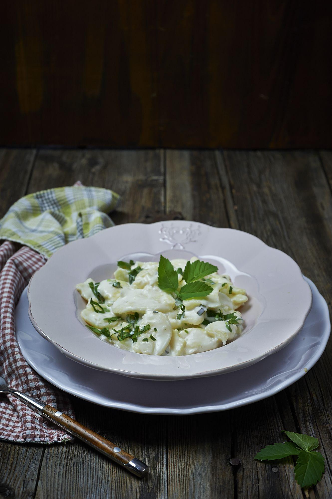 insalata di patate buonissima