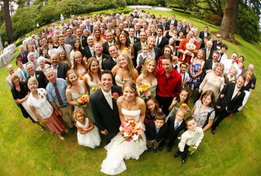 Invitati matrimonio