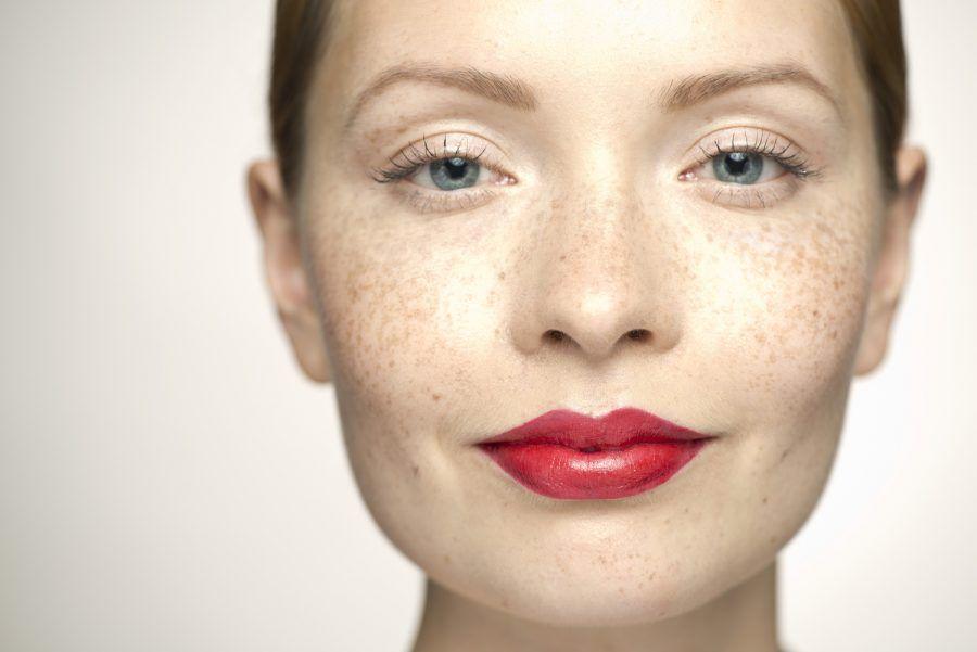 Lentiggini make up