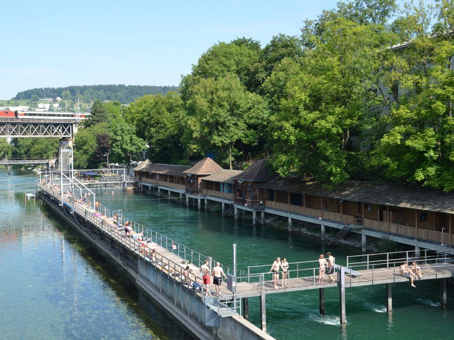 Lower Letten River Pool