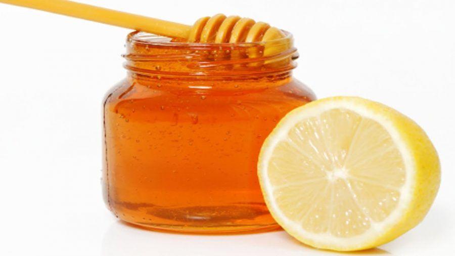 Maschera miele e limone