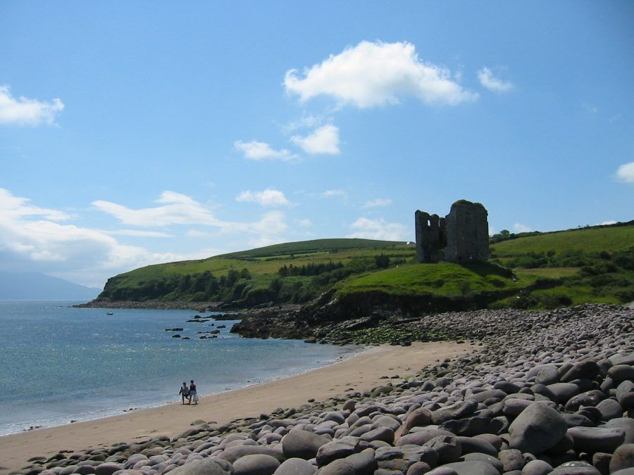 Minard_Castle
