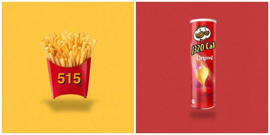 Patatin fritte del Mac VS Pringles