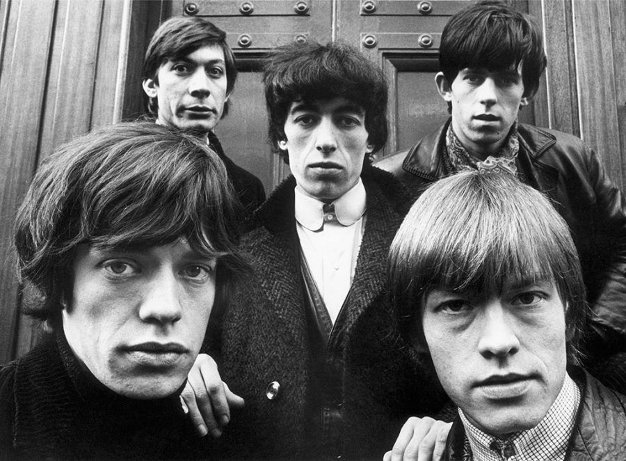 Rolling Stones ©Iconic Images/Terry O'Neill